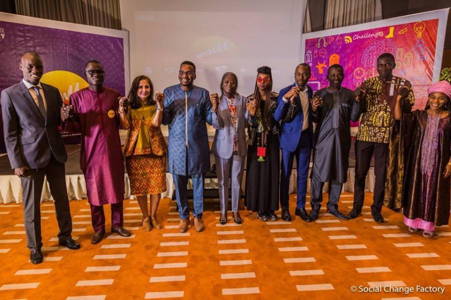 Le centre de leadership citoyen Social Change Factory en tournée nationale pour promouvoir l'entrepreneuriat