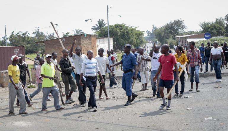 Burundi: le chef des Imbonerakure nommé à la tête de la radiotélévision