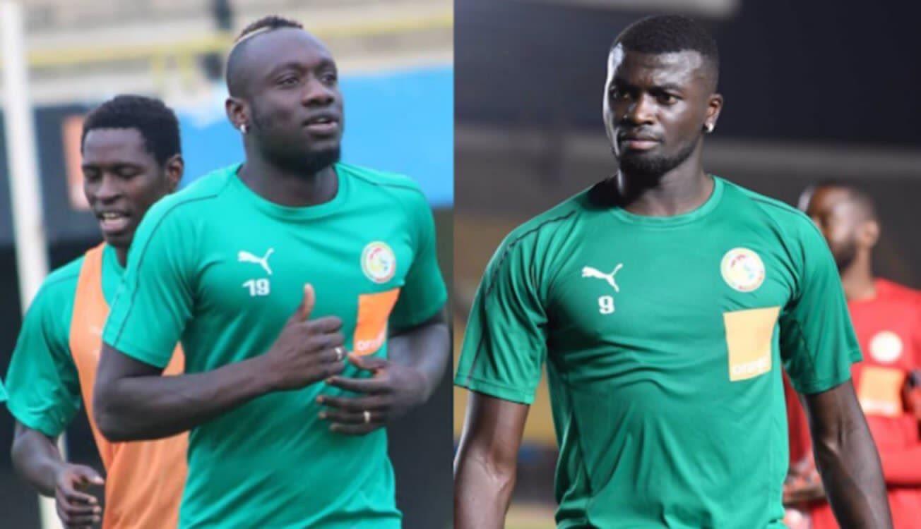Aliou Cissé donne de bonnes nouvelles: Mbaye Niang et Mbaye Diagne seront de retour cet après-midi