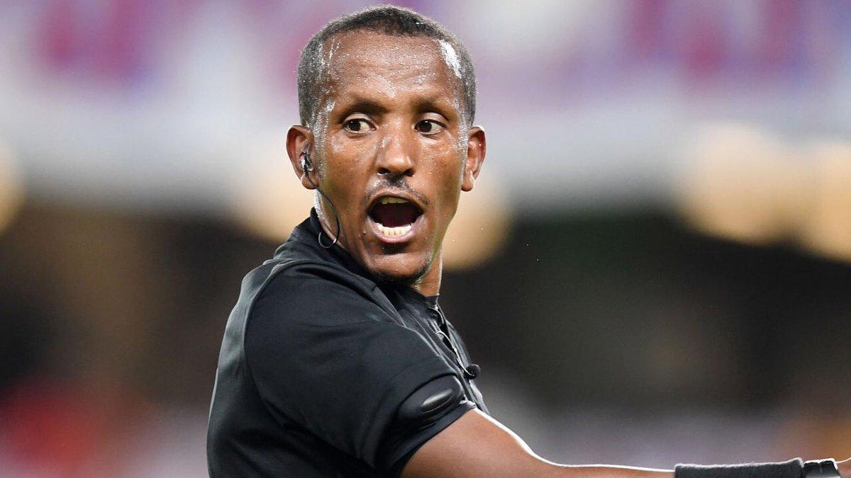 CAN 2019 – Sénégal/Tunisie: l'arbitre éthiopien Bamlak Tessema au sifflet (Officiel)