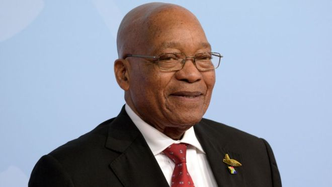 Jacob Zuma devant une commission anticorruption