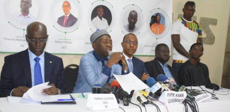 Affaire Pétro-Tim: Thierno Alassane Sall et Mamadou Lamine Diallo convoqués à la Dic