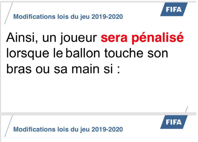 Sénégal-Tunisie (1-0) : Pourquoi l'arbitre a annulé le pénalty, voici les nouvelles règles de la Fifa
