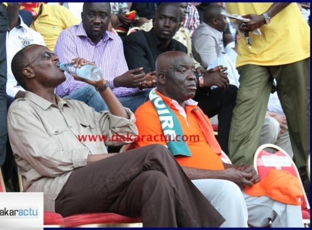 Décès de Ousmane Tanor Dieng : Les Lions du Sénégal perdent un grand supporter