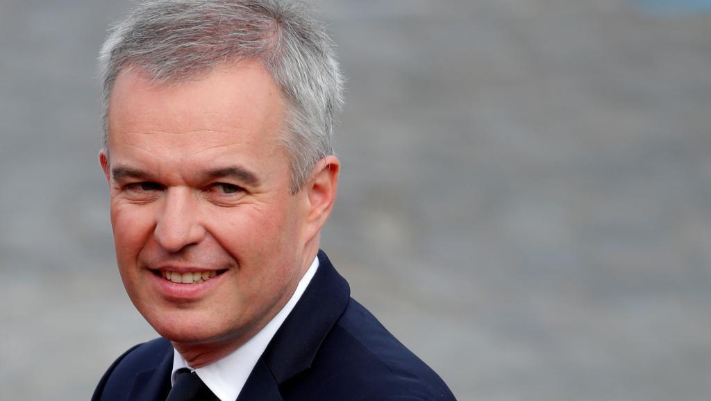 France: François de Rugy démissionne du gouvernement