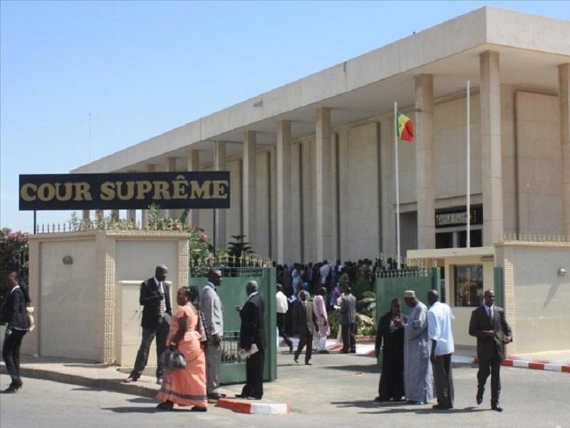 Dernière minute : la Cour suprême a rejeté le rabat d'arrêt de Khalifa Sall
