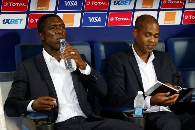 Can 2019: le Cameroun limoge Seedorf et Kluivert