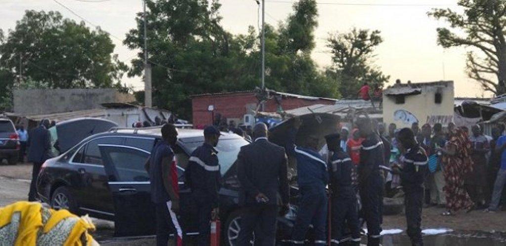 Incendie du véhicule présidentiel: un expert en transport demande l'ouverture d'une enquête