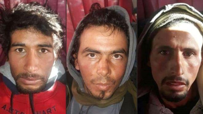 Trois Marocains écopent de la peine de mort pour le meurtre de touristes
