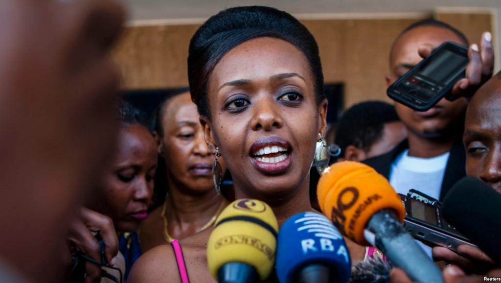 Rwanda: l'opposante Diane Rwigara écrit au président Kagame