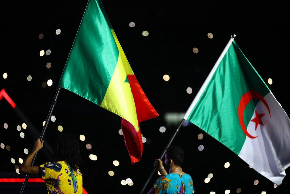 Direct-stade du Caire : Top c'est parti pour la finale Sénégal vs Algérie