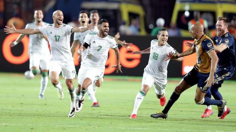 CAN2019: L'Algérie championne d'Afrique 29 ans après