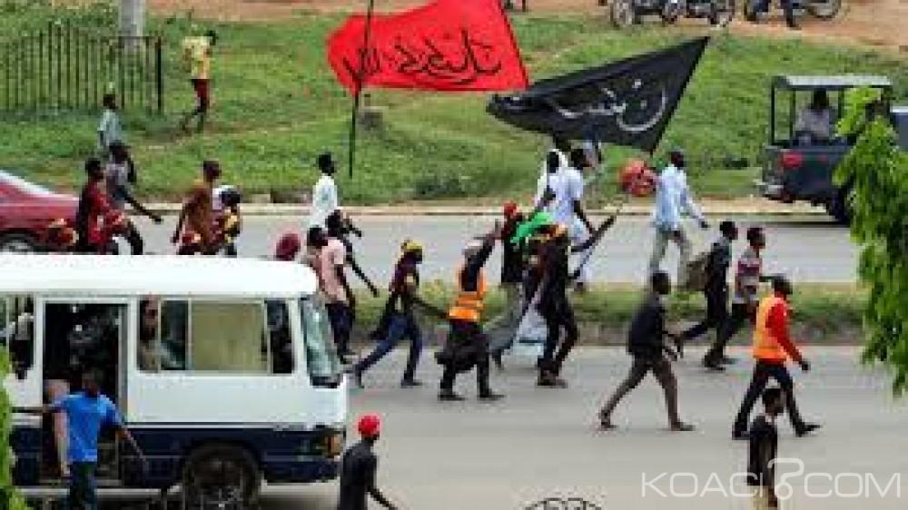 Nigeria: six personnes tuées lors d'une manifestation à Abuja