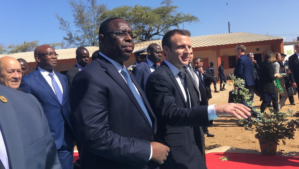 Marche en France contre l'intolérance suite à la mort de Mamoudou Barry: Macron, Macky et Condé appelés à participer