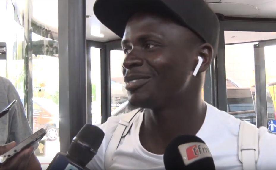 Sadio Mané promet d'améliorer les conditions de vie des étudiants de l'Ucad