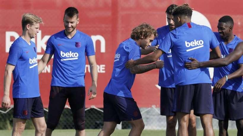 Amical : Chelsea s'offre le Barça pour les premières de Griezmann et De Jong