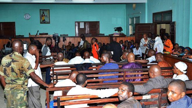 Prison à vie pour les assassins d'un ancien ministre guinéen