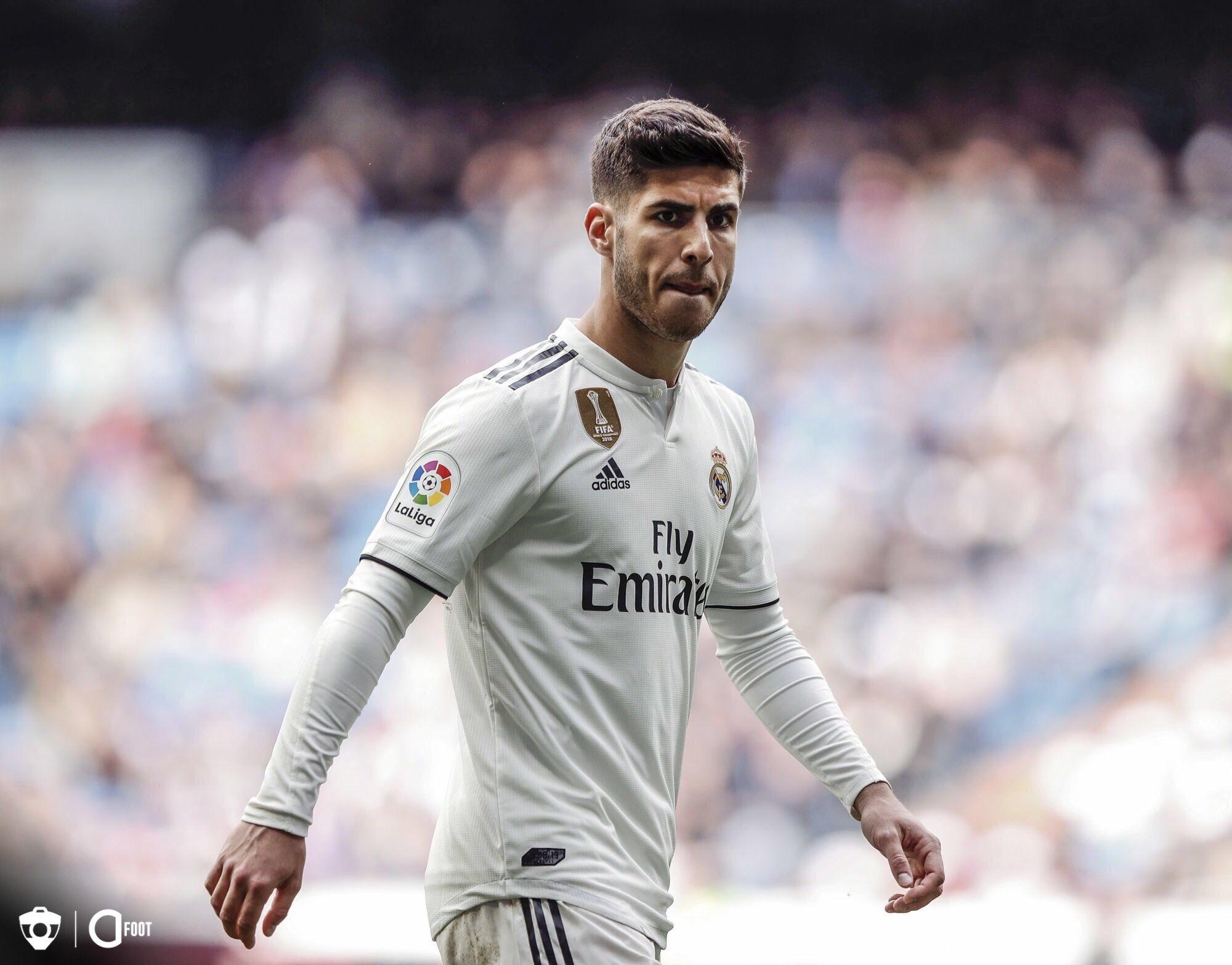 Real Madrid : Ligaments croisés pour Marco Asensio qui serait out 9 mois