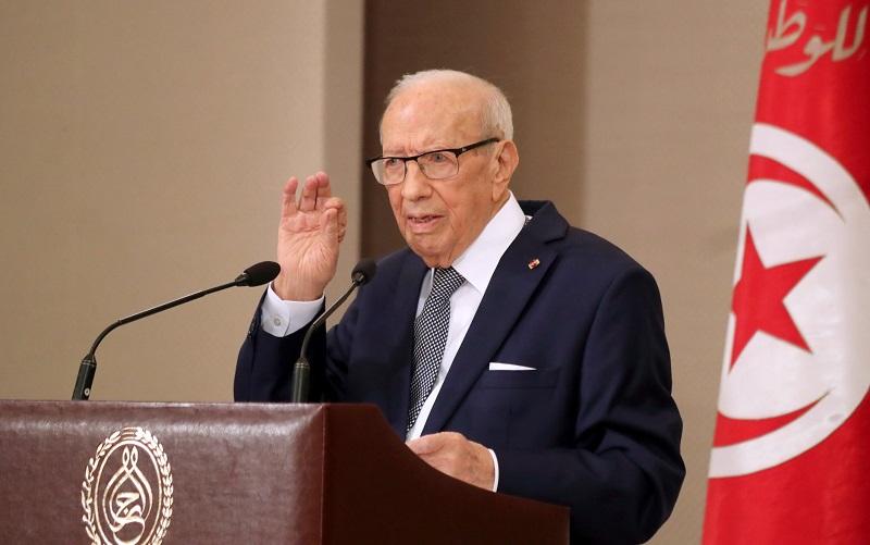 Urgent: le président tunisien Béji Caïd Essebsi est décédé à l'âge de 92 ans
