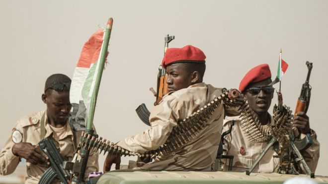 Les impitoyables trafiquants d'or qui dirigent le Soudan