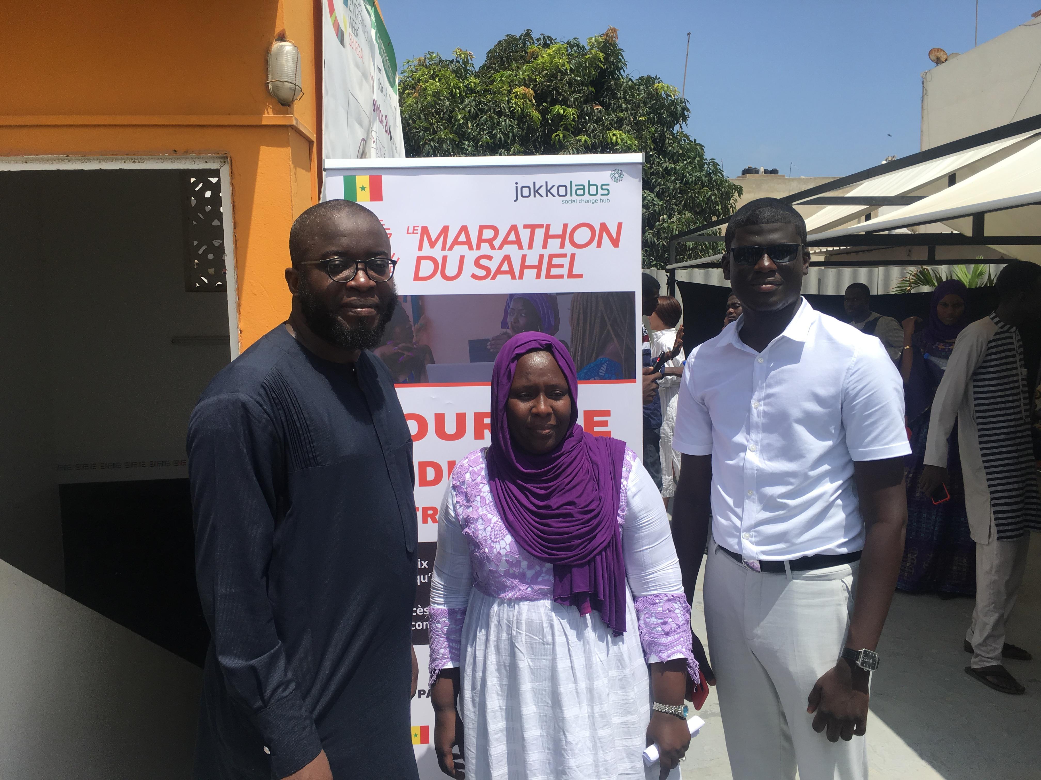 Marathon du Sahel: deux statut-up vont représenter le Sénégal au Mali pour se disputer 6 prix de 3000 à 25 000 euros