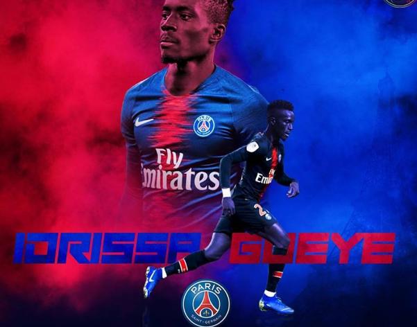 PSG : contrat de quatre ans pour Idrissa Gueye, selon RMC sport