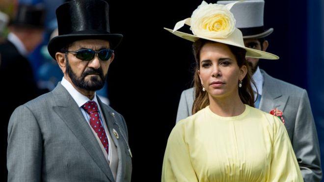 L'émir de Dubaï et son épouse entament une bataille judiciaire à Londres