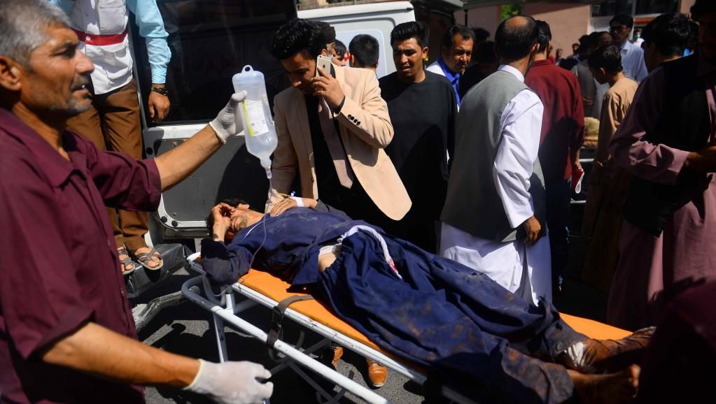 Afghanistan: une trentaine de morts dans un attentat