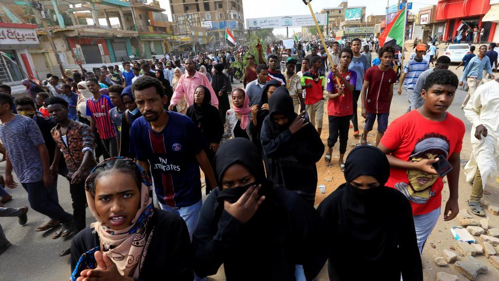 Soudan: quatre manifestants tués lors d'un rassemblement à Omdourman