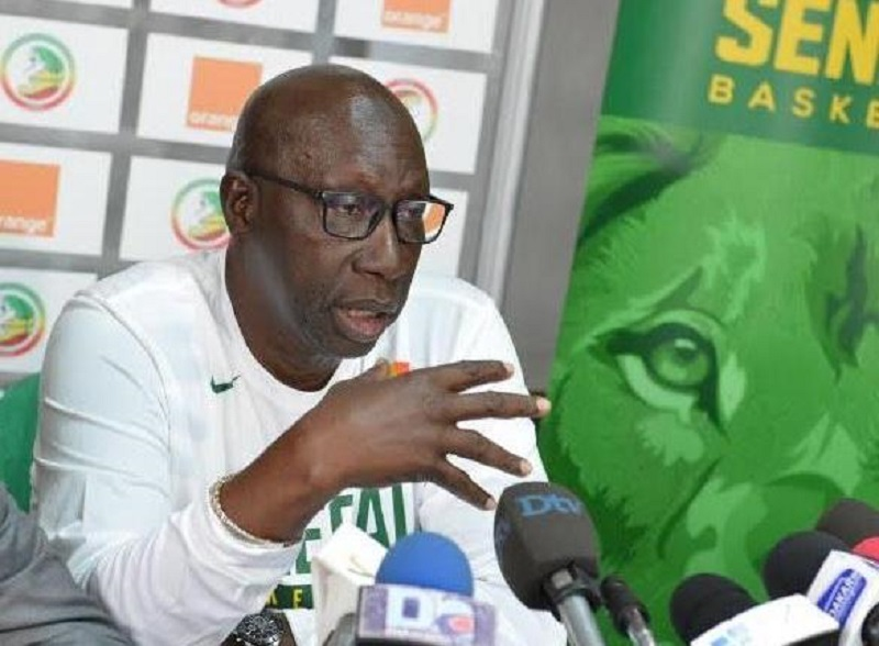 """Abdourahmane N'Diaye """"Adidas"""" fait de graves révélations: «ils m'ont envoyé un contrat sur lequel Je devais être le sélectionneur de l'équipe féminine de basket»"""