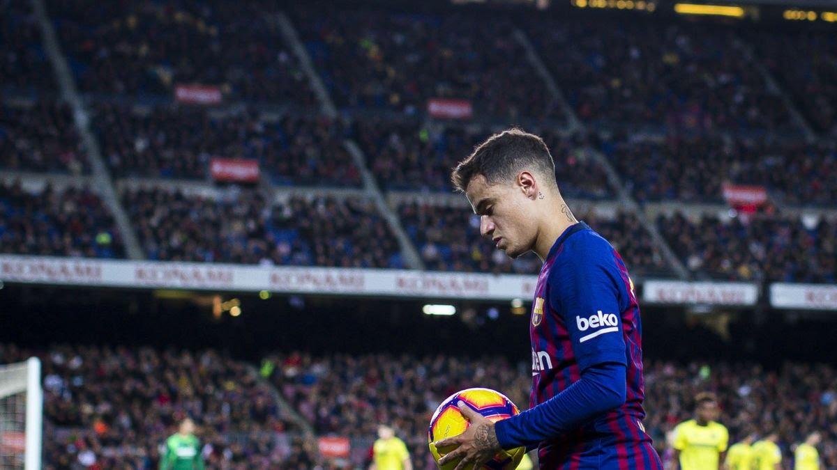 Mercato - Barcelone : Coutinho finalement disponible pour... 30M€ ?