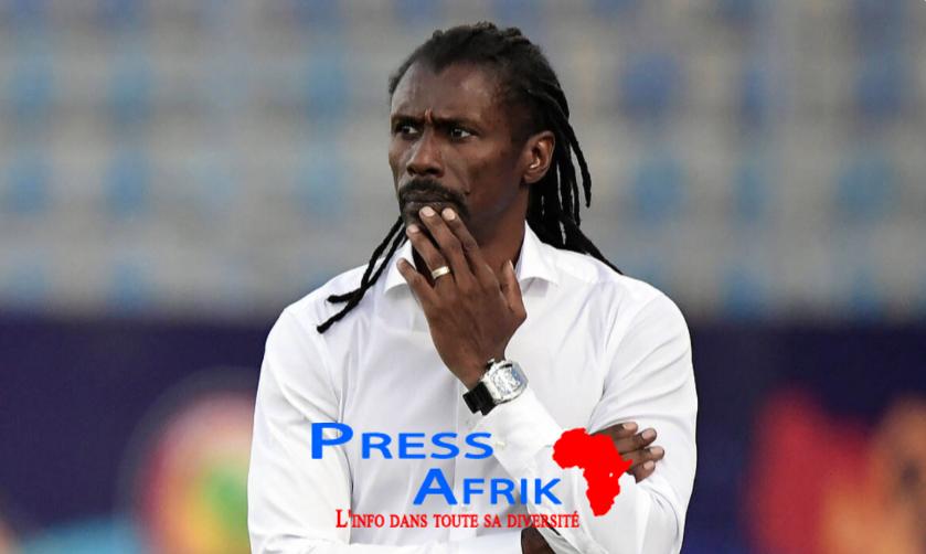 Sénégal : Aliou Cissé sur le point de démissionner?