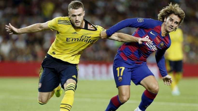 Barça vs Arsenal : les Blaugranas conservent le trophée Joan Gamper aux dépens des Gunners