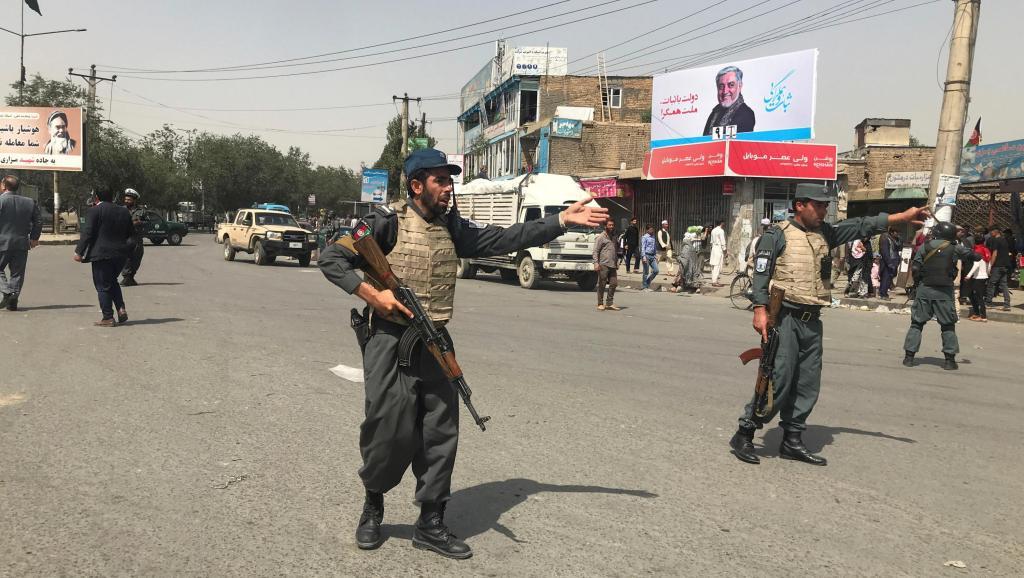 Afghanistan: une importante explosion secoue Kaboul
