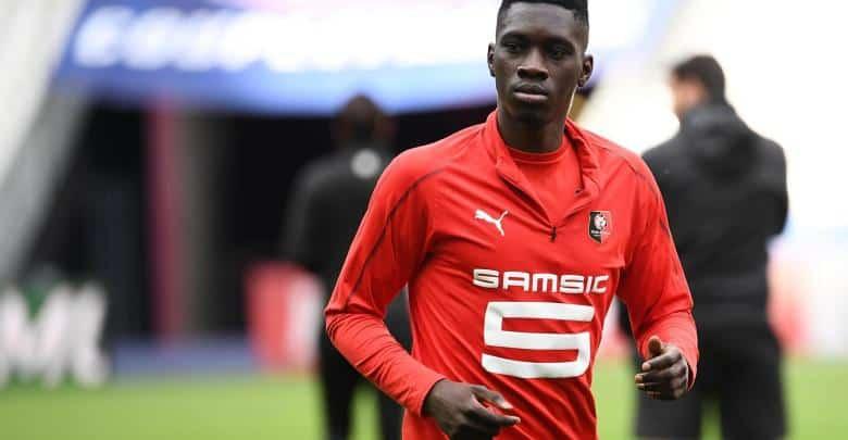 Rennes: Watford en passe d'abandonner la piste Ismaîla Sarr !
