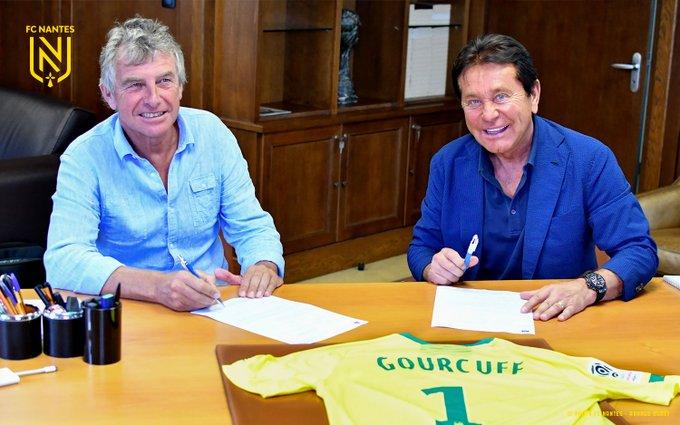 Christian Gourcuff devient le nouvel entraîneur du FC Nantes