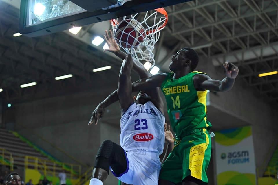 Préparatif Mondial Basket: l'Italie massacre le Sénégal (111-54)