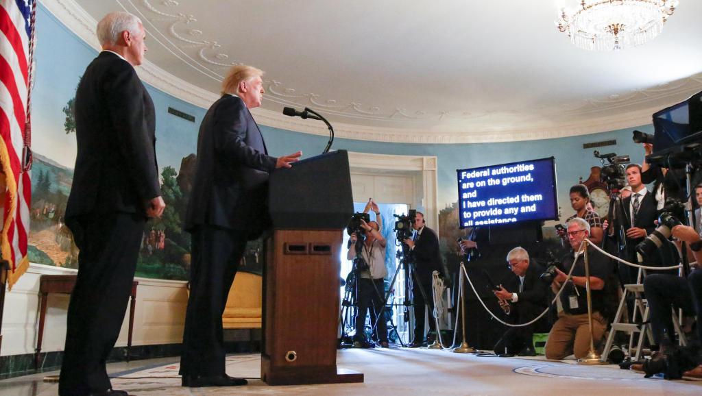 Tueries aux États-Unis, Trump s'en prend aux jeux vidéo et aux réseaux sociaux