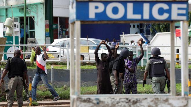 Nigéria : Des militaires tuent trois policiers lors d'une embuscade de l'armée