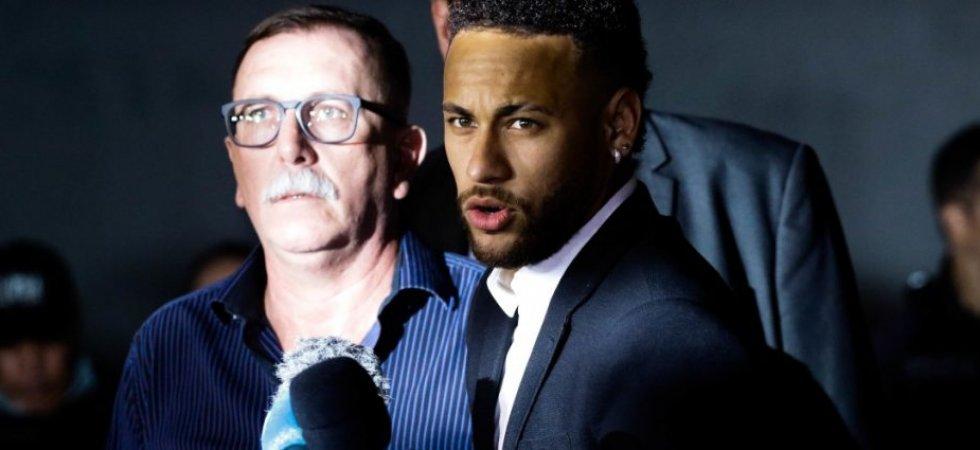 La plainte pour viol contre Neymar classée sans suite