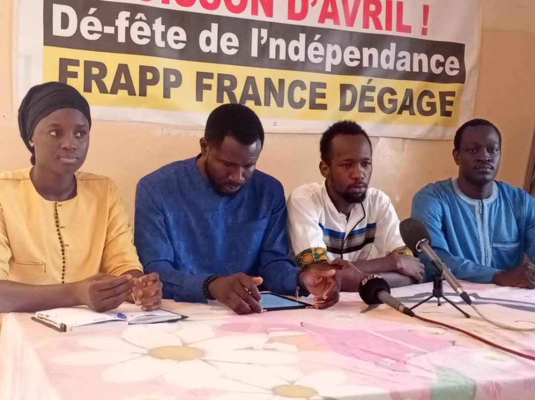 """FRAPP FRANCE DÉGAGE dément le Directeur de la prison de Rebeuss: """"Guy Marius a refusé de répondre à ses questions"""""""