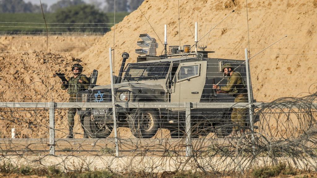 Gaza: quatre Palestiniens abattus par des soldats israéliens à la frontière