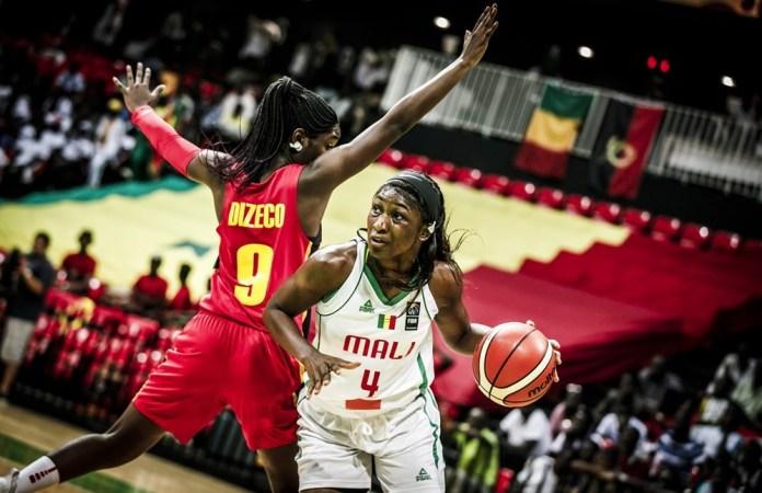 Afrobasket féminin : le Mali surprend l'Angola (71-63)