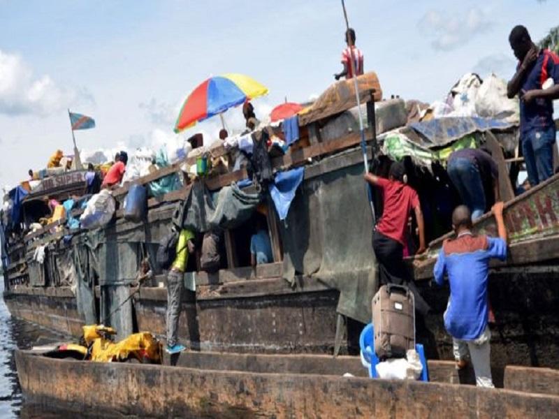 Une quinzaine de disparus dans un naufrage sur le lac Kivu
