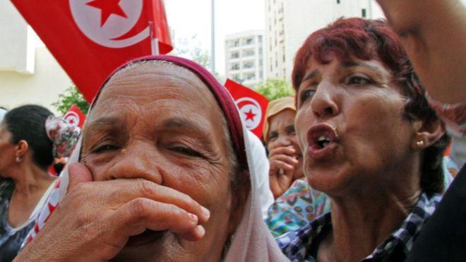 Une centaine de candidature enregistrée pour la présidentielle en Tunisie
