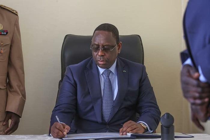 Veille Tabaski 2019: Le Président Macky Sall gracie 426 personnes