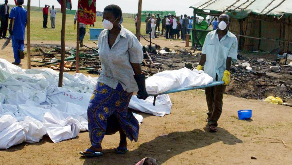 Burundi: il y a 15 ans, le massacre de GatumbaBurundi: il y a 15 ans, le massacre de Gatumba