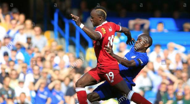 Liverpool : la surprenante réaction de Sadio Mané sur N'Golo Kanté