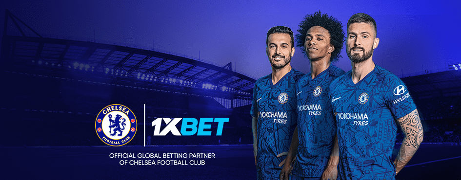 ​1xBet Partners with Chelsea FC