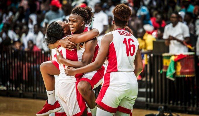 Afrobasket féminin 2019: le Mozambique élimine l'Egypte (80-66)